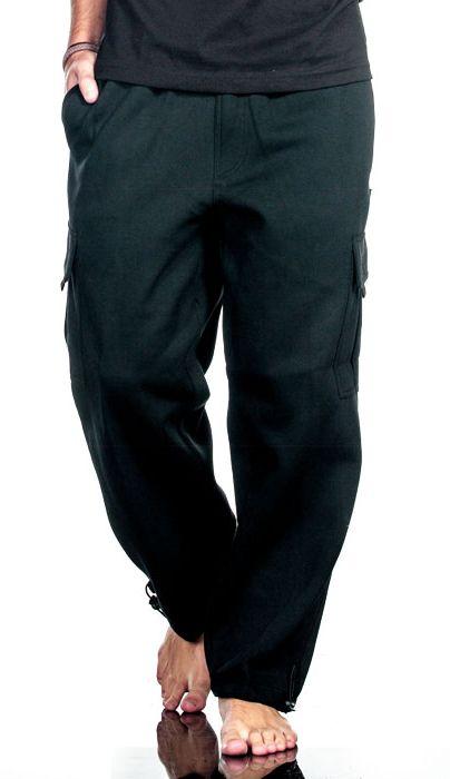 Image of SHAKA Heavyweight Long Cargo Pants