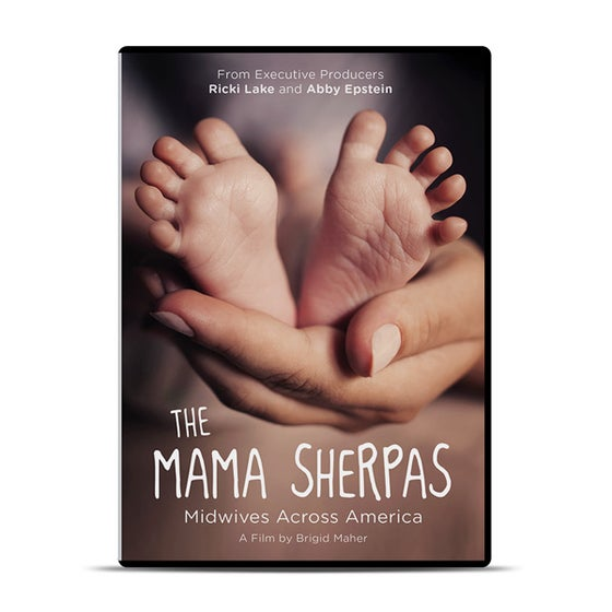 Image of The Mama Sherpas DVD
