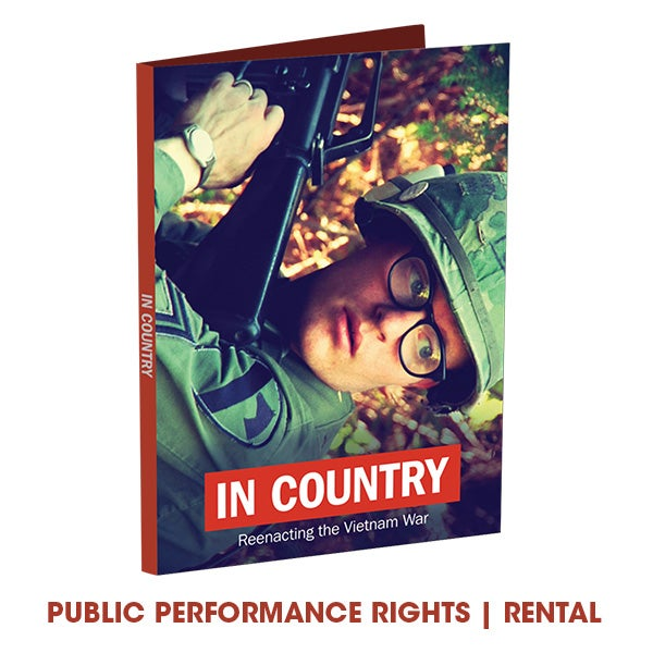 Image of In Country DVD Rental (Universities and Institutions)