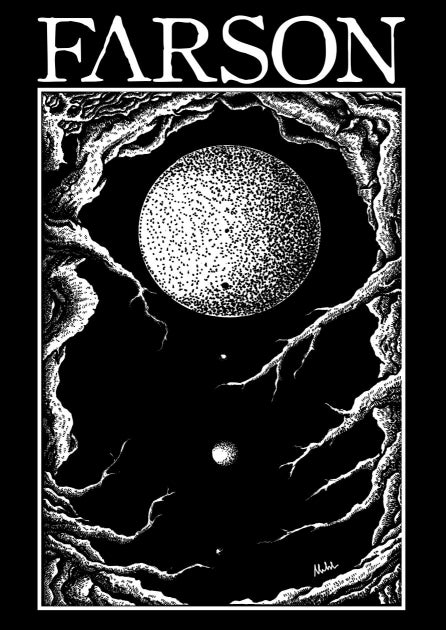 "Image of T-Shirt ""Moon"""