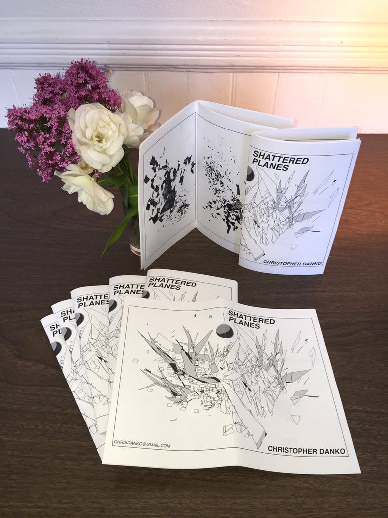 Image of SHATTERED PLANES ZINE