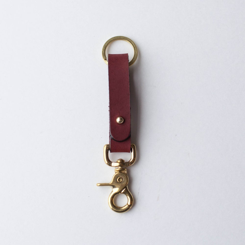 Image of Oxblood Key Lanyard