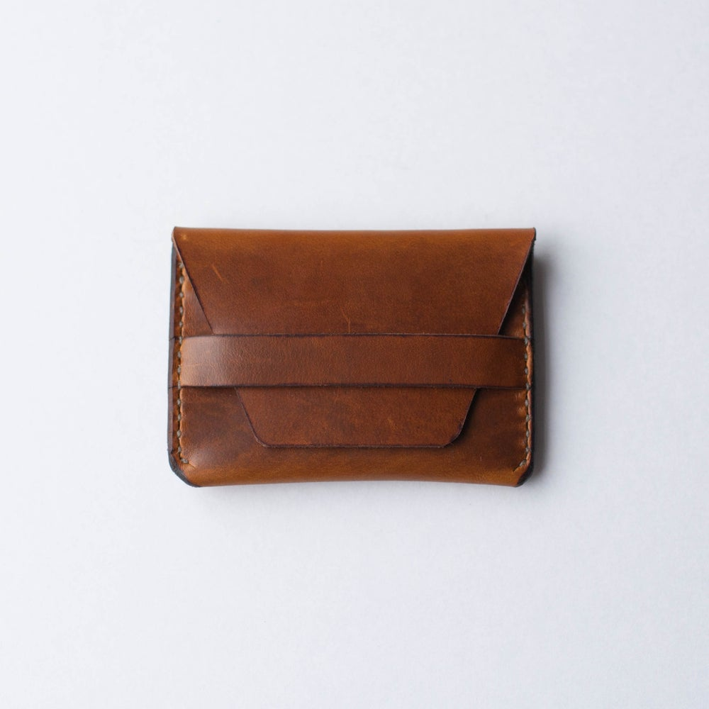 Image of Butterscotch Flap Wallet