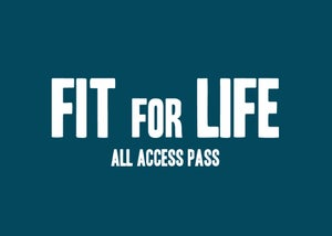 Image of All Access Fit for Life Pass (SALE)