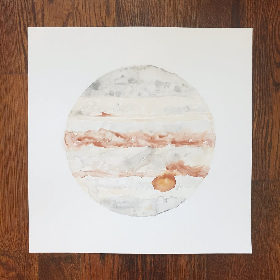 Image of Jupiter - 12x12