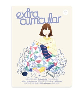 Image of Extra Curricular Issue 17 - The Messy issue
