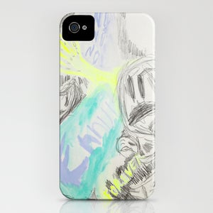 Image of Ennui Forever iPhone Case