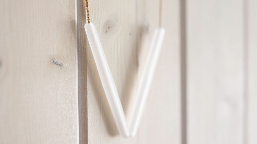 Image of Ojai Necklace - White