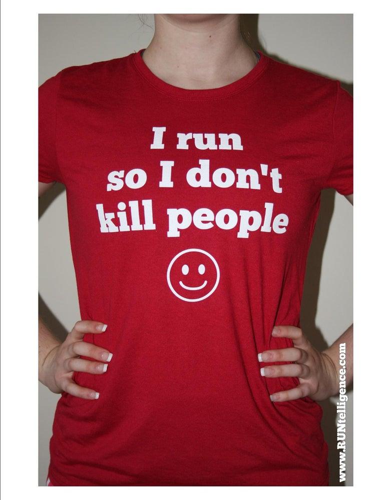 Image of So I Don't Kill Women's Short Sleeve