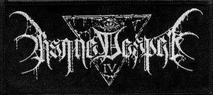 Image of INSANE VESPER - Logo - PATCH