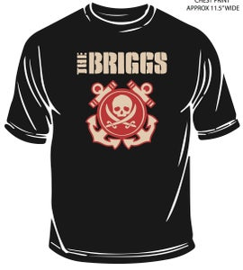Image of Skull & Anchor T-Shirt