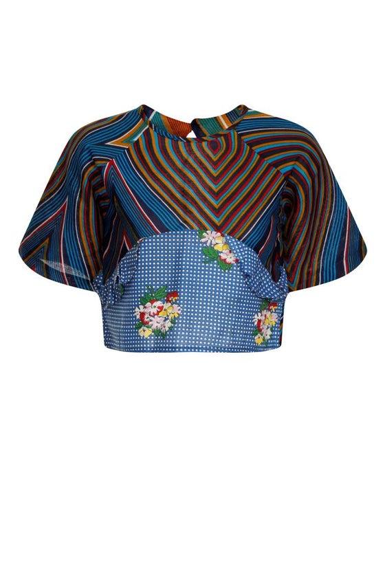 Image of The 'KATA' Ruffle Top