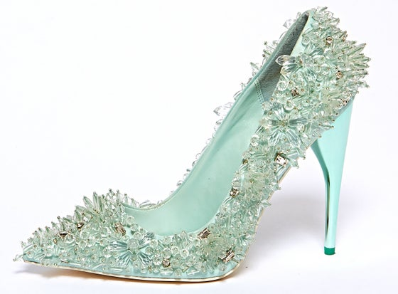 Image of Crystal Beaded Pump