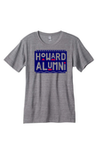 Image of Vintage HU - (Grey & Blue) T-shirt