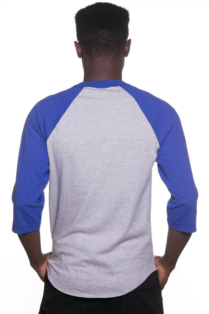 Image of Shaka Raglan Baseball T-Shirt