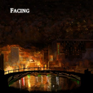 Image of Facing - S/T EP (2010)
