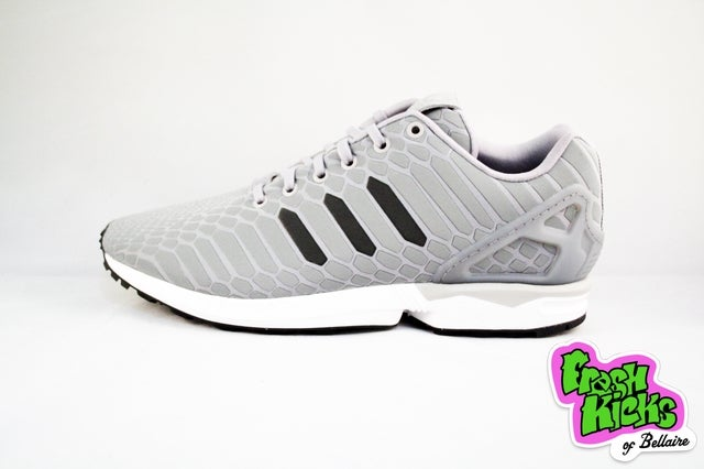 ZX Flux Grey Shoes, Cheapest Adidas Originals ZX Flux Sale 2017