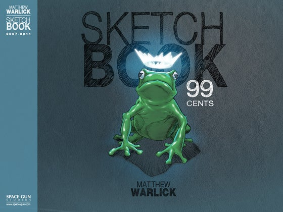 Image of Sketchbook - Digital Edition
