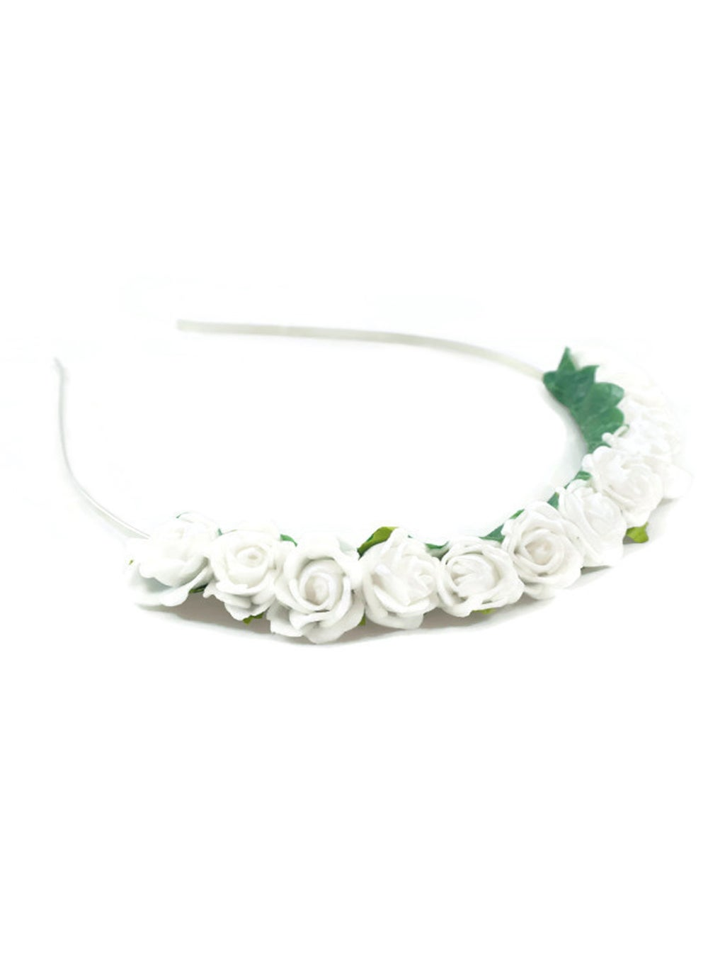 Image of Mini Rose Crown Ivory