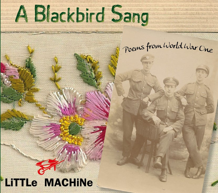 Image of A Blackbird Sang - Poems from WW1