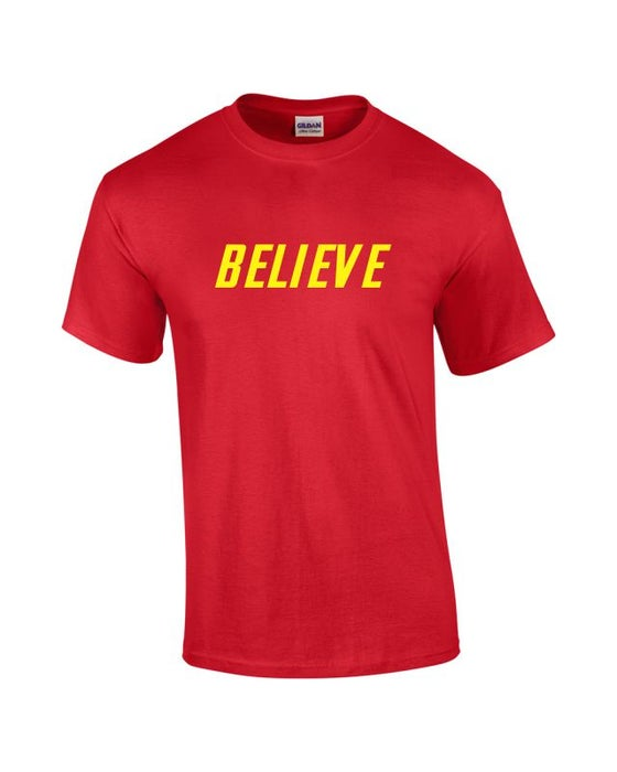 "Image of ""BELIEVE"""