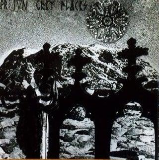 Image of Prison / Grey Places split ep Tour single (Last Copy)