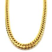 Image of GOLD GLORY CUBAN LINK