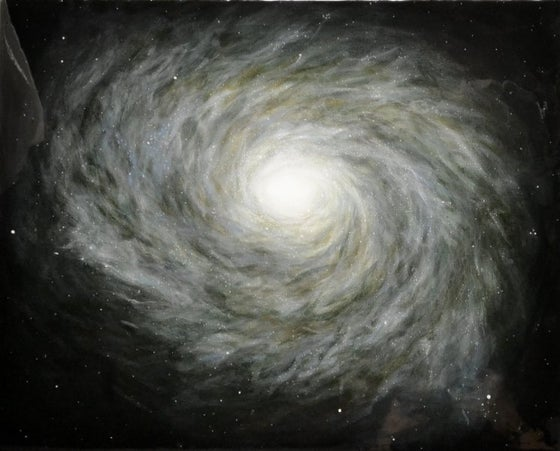 Image of NGC 4414; Spiral Galaxy