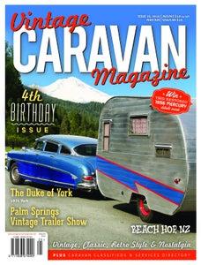 Image of Issue 25 Vintage Caravan Magazine
