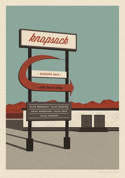 Image of Knapsack Europe 2015