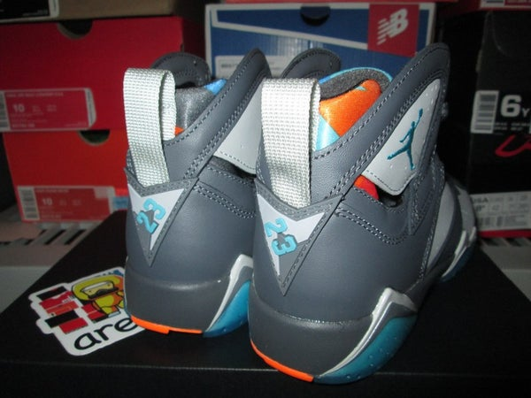 "Air Jordan VII (7) Retro 'Barcelona Days"" GS - areaGS - KIDS SIZE ONLY"