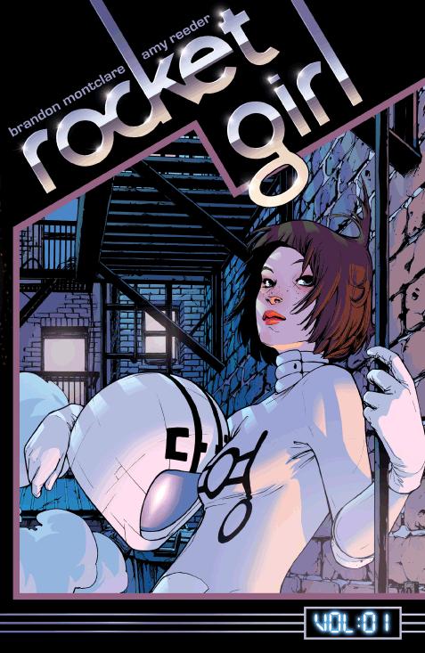 Image of Rocket Girl Vol 1: Times Squared GRAPHIC NOVEL