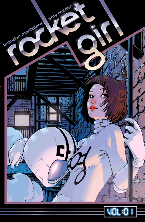 Image of Rocket Girl Vol 1: Times Squared GRAPHIC NOVEL
