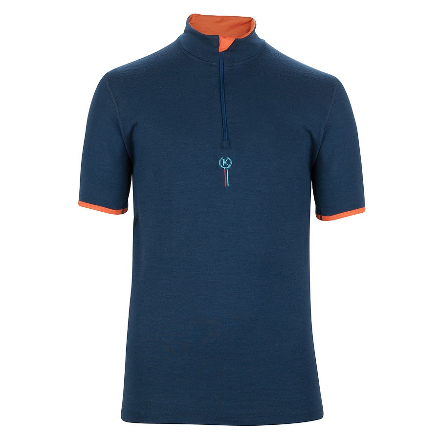 Image of KRES Classic merino cycling jersey