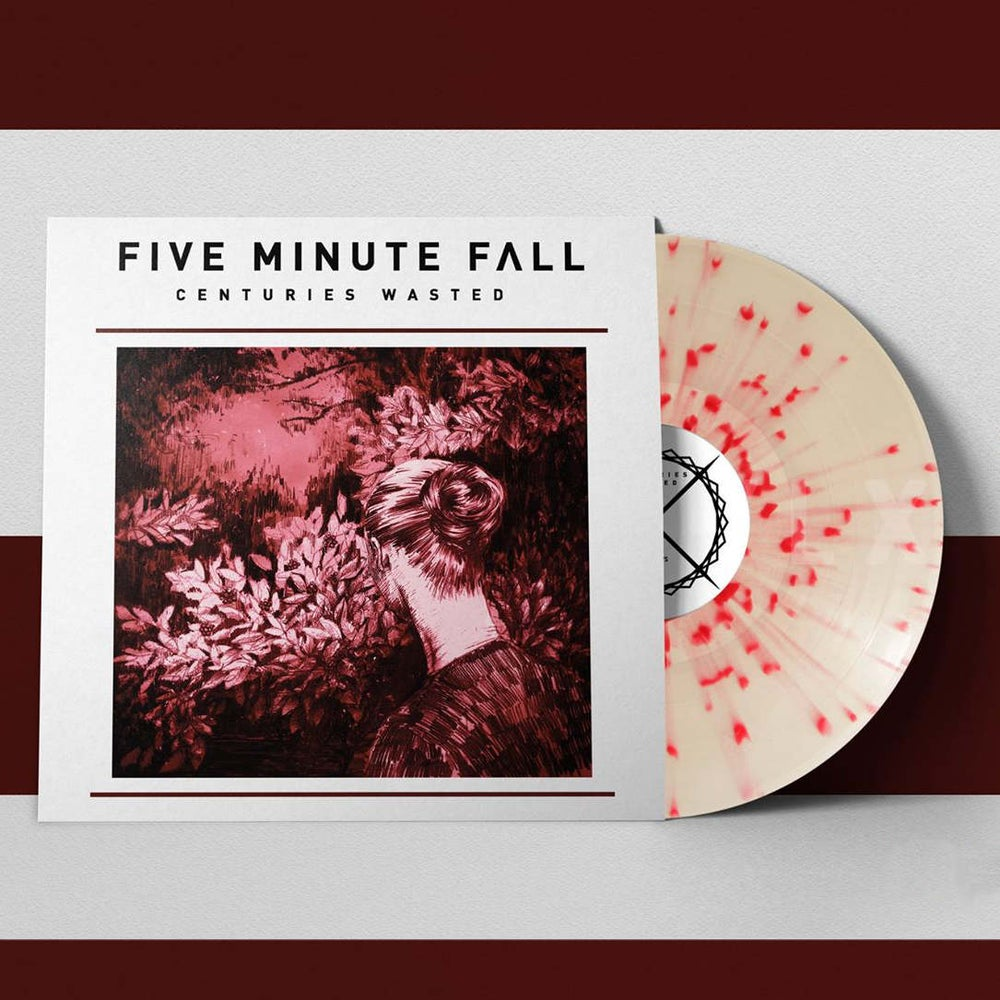"""Image of Five Minute Fall """"Centuries Wasted"""" 12"""""""