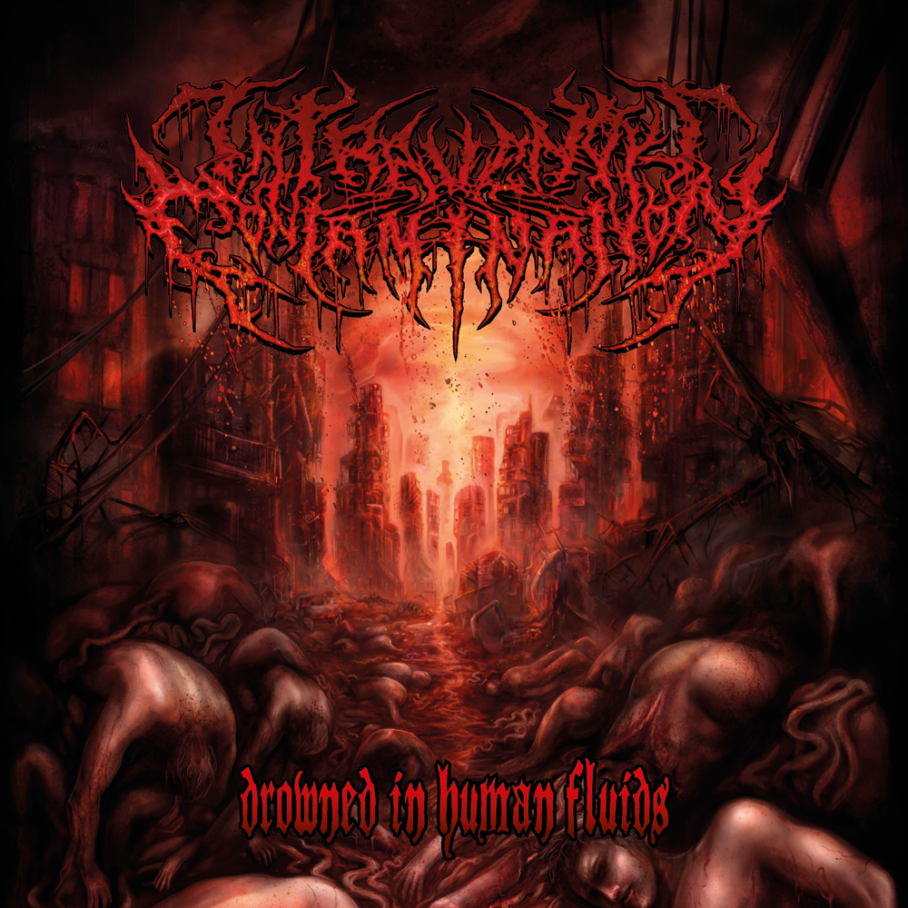 Image of INTRAVENOUS CONTAMINATION - Drowned In Human Fluids CD