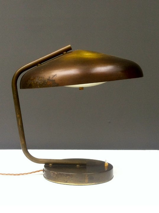 Image of Machine Age Lamp by Marbro, USA