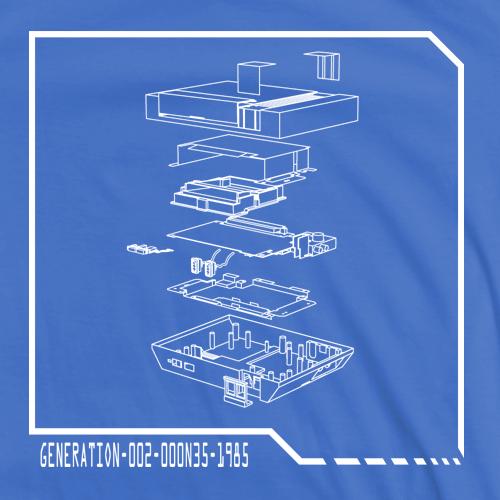 NES Entertainment - pixelarmor