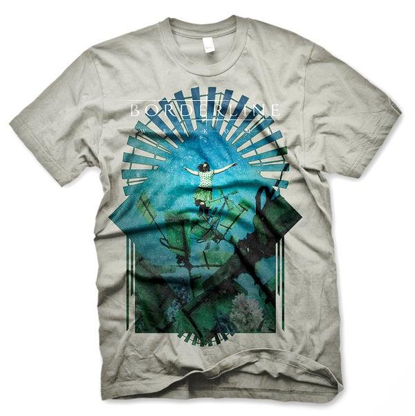 Image of Welkome t-shirt (grey)