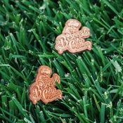 Image of Broccoli City Pin