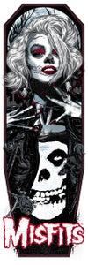 Image of MISFITS - Valentine's Day '15 - artist edition - CRIMSON Red
