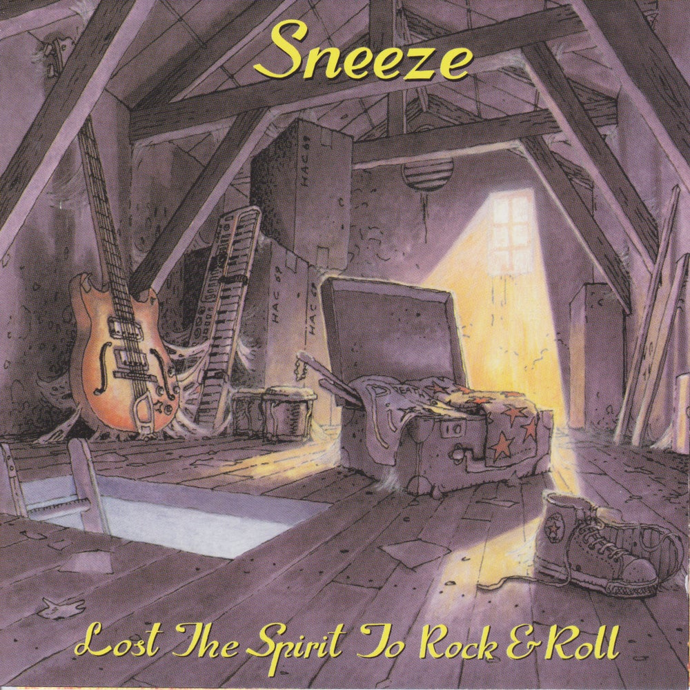 Image of Sneeze :: ALL CDS