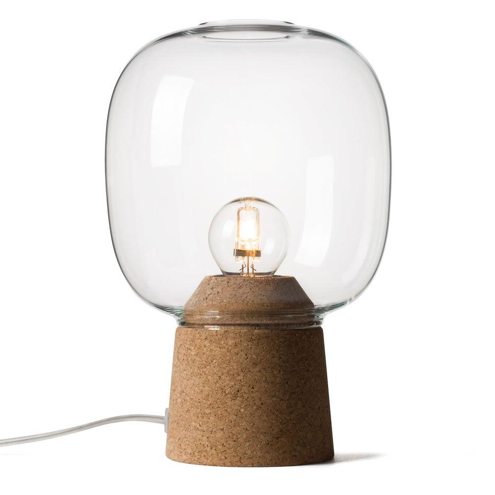 Picia table lamp clear glass Enrico Zanolla design studio