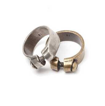 Image of UNISEX SEAT CLAMP RINGS
