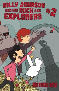 Image of Billy Johnson and his Duck are Explorers #2