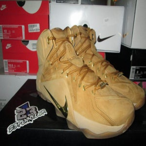 "Image of LeBron XII (12) EXT QS ""Wheat"""