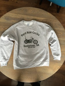 Image of Hard Ride Sweatshirt