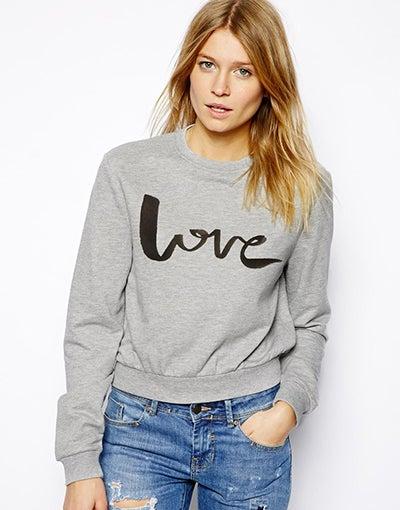 Image of Felpa LOVE - LOVE Sweater