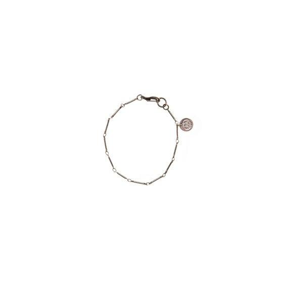 Image of Bracelet ARMAND plaqué argent