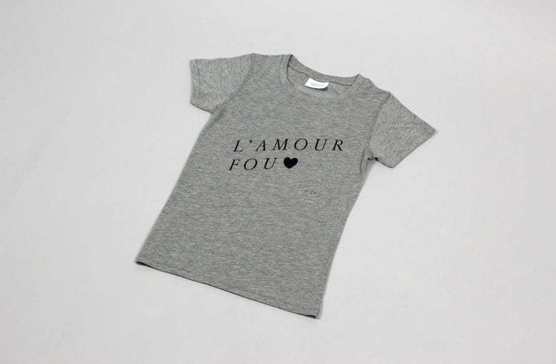Image of L'Amour Fou T-shirt